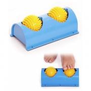 Мячи игольчатые на подставке для ног