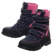 Ортопедические ботинки Medica Shoes мод. Nokia зимние на цигейке(р.26-32)