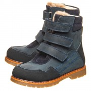 Ортопедические ботинки Medica Shoes мод. Barrow с защитой носка и пятки (р.25-36)