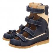 Стабилизирующие Антиварусные босоножки с бортиком Medica Shoes мод. Rose-AV (р.20-32)