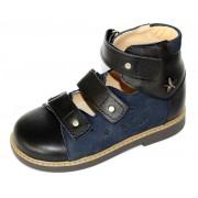 Туфли мод. A-862-2 на литьевой подошве (р. 20-34)